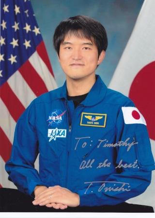 Sélection de l'astronaute japonais Takuya Onishi pour Expedition 48/49 en 2016 Onishi10