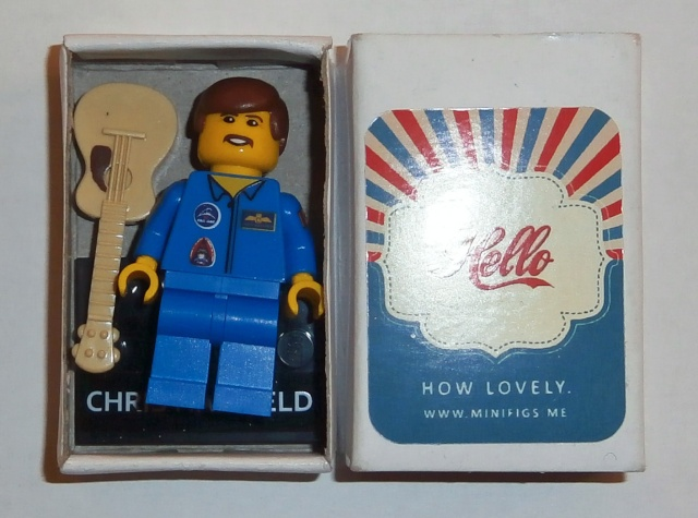 Chris Hadfield - La Minifig Lego P2161010