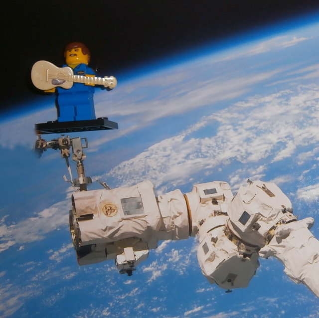 Chris Hadfield - La Minifig Lego P2161012