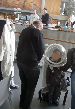 Dimanche 30 mars 2014 - Orly - Premières rencontres franciliennes L'Espace et la plume P3300118