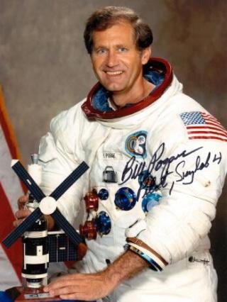 Skylab 4 - La mission - Rares Documents, Photos, et autres ... Pogue_10