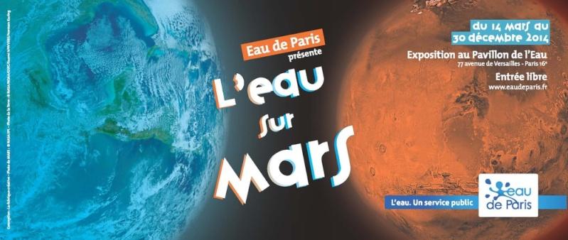 [Exposition] L'eau sur Mars - jusqu'au 30 décembre 2014 à Paris Rtemag10