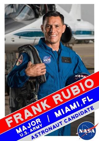 Nouvelle sélection NASA d'astronautes pour 2017 Rubio_10