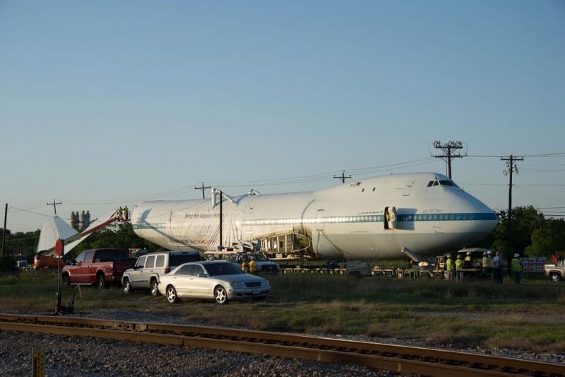 Le Boeing 747 SCA au Space Center de Houston (Texas) Sca_210
