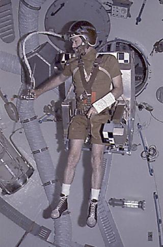 Skylab 4 - La mission - Rares Documents, Photos, et autres ... Skylab14