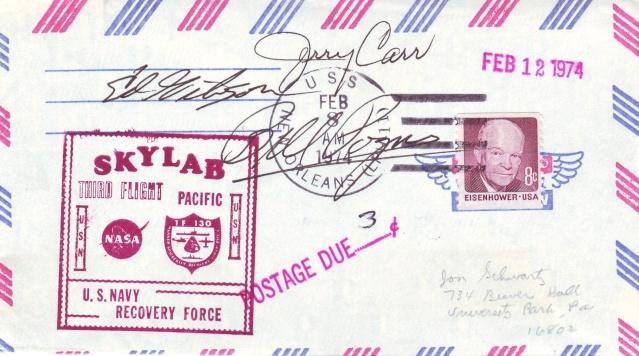 Skylab 4 - La mission - Rares Documents, Photos, et autres ... Skylab16
