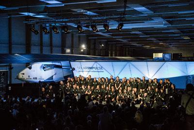 Solar Impulse 2 - Présentation officielle Solar-11