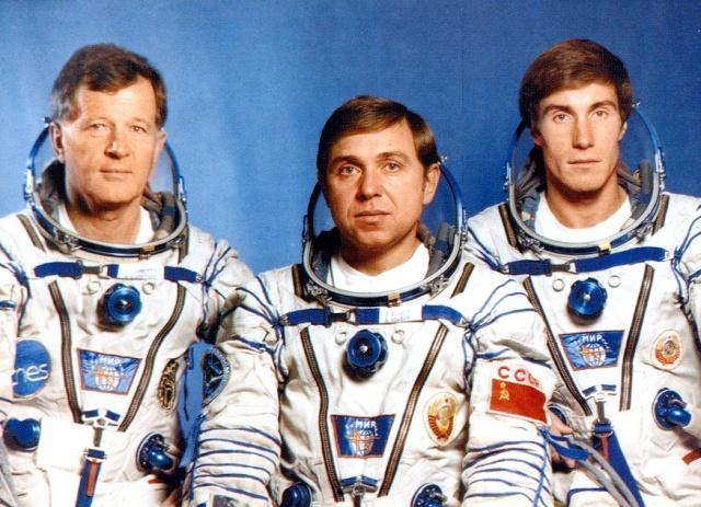 Mission Aragatz, décollage il y a 25 ans / 30 ans Soyouz12