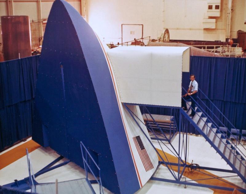 Programme Navette Spatiale - Rares documents, photos, inédits, etc ... Space_11
