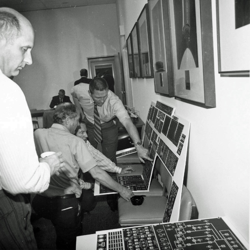Programme Navette Spatiale - Rares documents, photos, inédits, etc ... Space_18