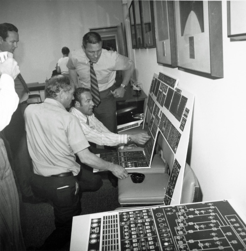 Programme Navette Spatiale - Rares documents, photos, inédits, etc ... Space_19