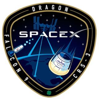 Le Programme des vols SpaceX raconté avec les patchs Spacex13