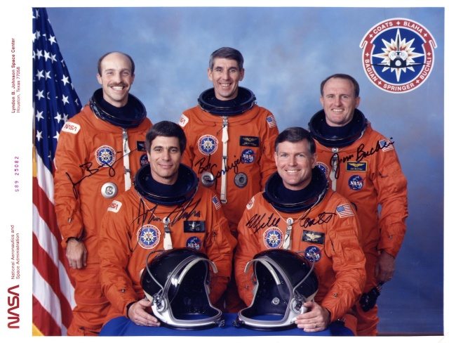 13 mars 1989 - Mission STS-29 / 25ème anniversaire Sts-2910