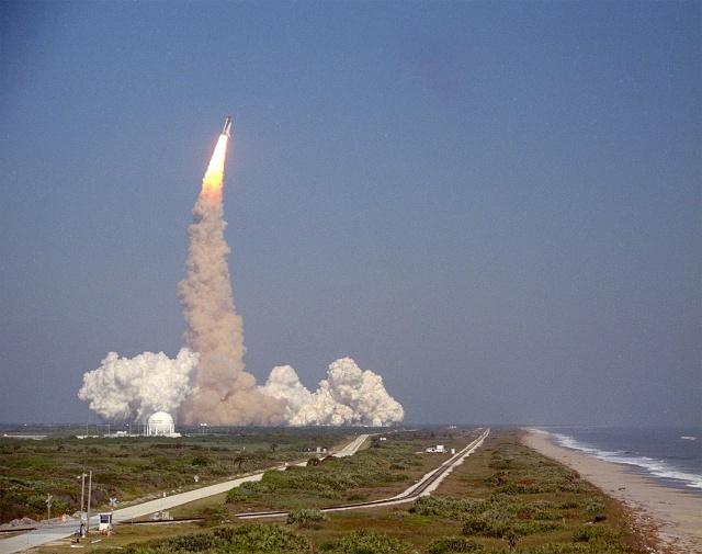 13 mars 1989 - Mission STS-29 / 25ème anniversaire Sts-2912
