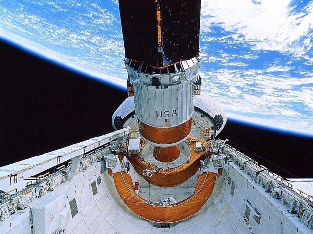13 mars 1989 - Mission STS-29 / 25ème anniversaire Sts-2913