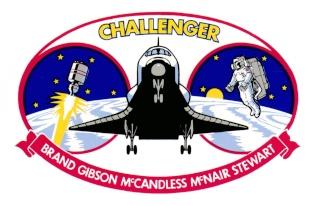 3 février 1984 - Mission STS-41B - 30ème anniversaire Sts-4110