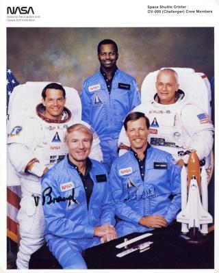 3 février 1984 - Mission STS-41B - 30ème anniversaire Sts-4111