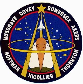 2 décembre 1993 - Mission STS-61 HST - 20ème anniversaire Sts-6110