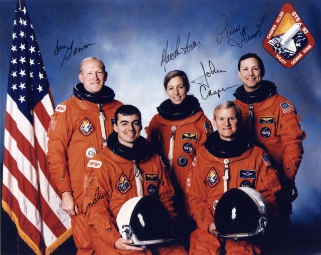 4 mars 1994 - mission STS-62 / 20ème anniversaire Sts-6210