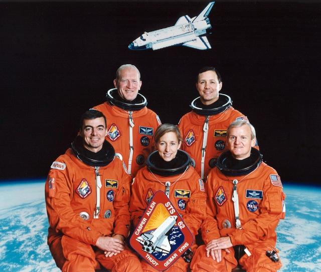 4 mars 1994 - mission STS-62 / 20ème anniversaire Sts-6211