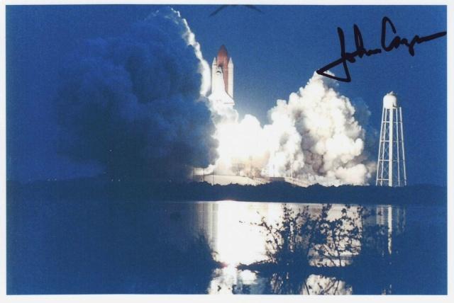 4 mars 1994 - mission STS-62 / 20ème anniversaire Sts-6212