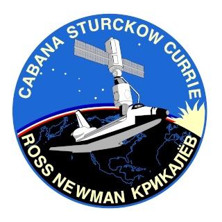 4 décembre 1998 - Mission STS-88 / Arrivée de Unity pour l'ISS Sts-8810