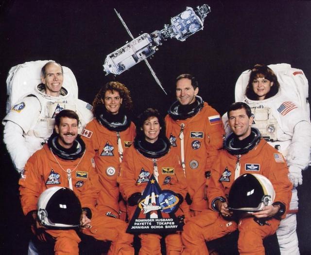 15ème anniversaire de la mission STS-96 / 1er arrimage à la Station Spatiale Internationale Sts-9610