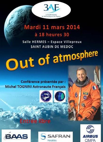 11 mars 2014 - Conférence Michel Tognini - St Aubin du Medoc (33) Tognin10