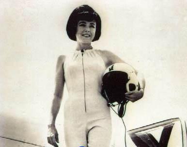 Disparition de Jerri Truhill, une des membres de ''Mercury 13'' (1928-2013) Truhil10