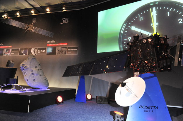 Samedi 8 février 2014 - Conférence sur Rosetta à la Cité des Sciences à Paris  Wake_u10