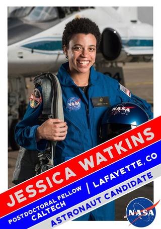 Nouvelle sélection NASA d'astronautes pour 2017 Watkin10