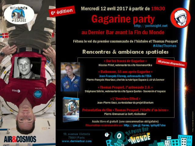 Mission Proxima - Encouragements à Thomas Pequet / #AllezThomas #Proxima - Page 7 Yn201710