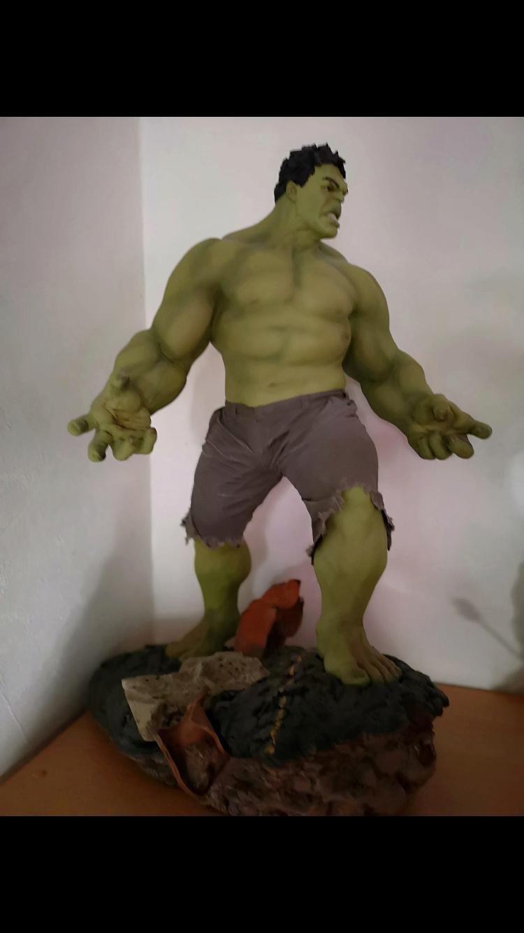 Hulk Maquette  E1a5cf10