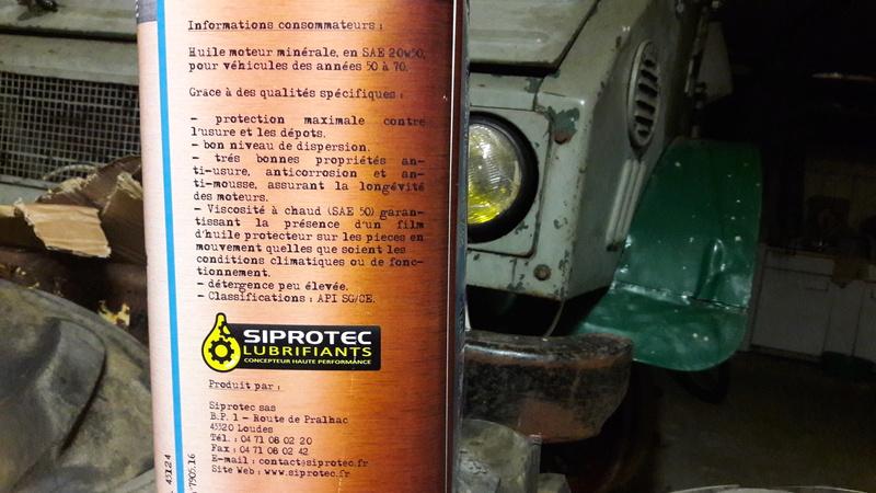 restauration unimog 411 112 par nico 700 raptor - Page 2 20170234