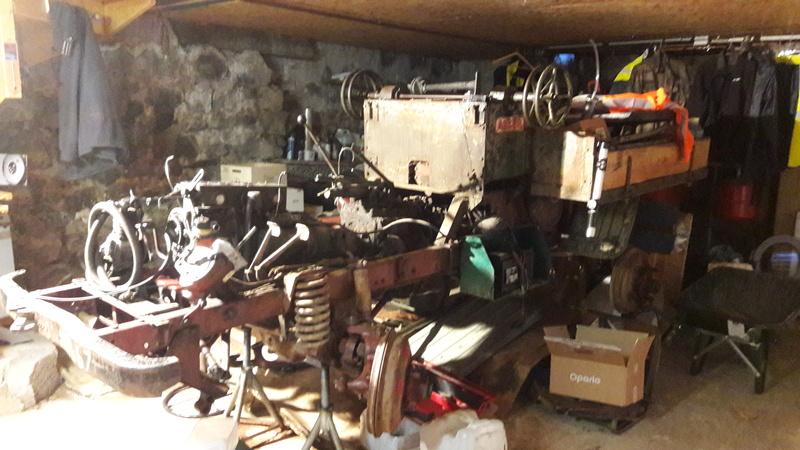restauration unimog 411 112 par nico 700 raptor - Page 4 20170410