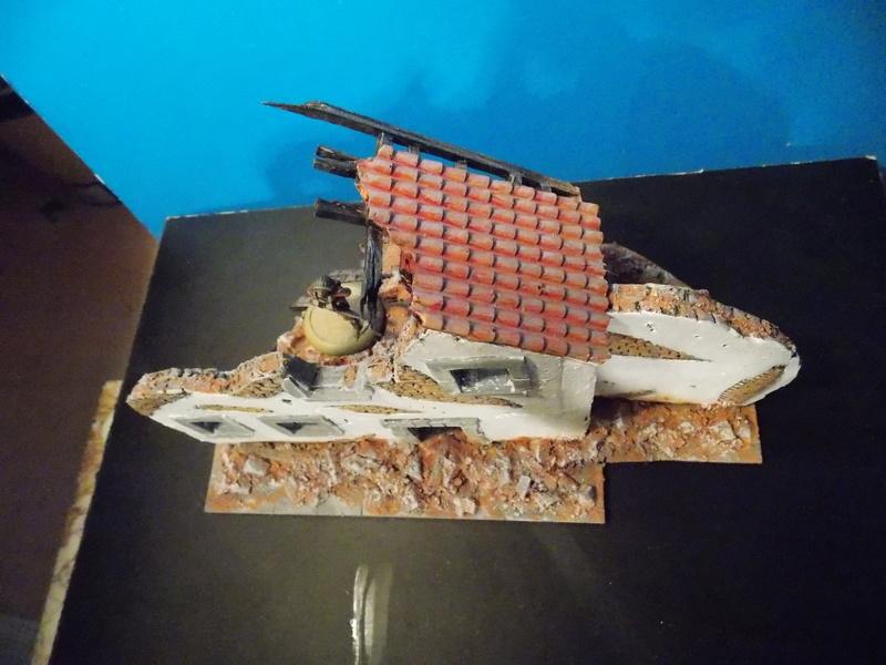 Ruine WW II 28 mm Dscn0114