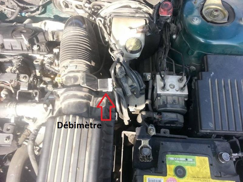 [ Peugeot 406 2.0hdi 90 cv an 2000 ] probleme puissance et arret moteur 19751411