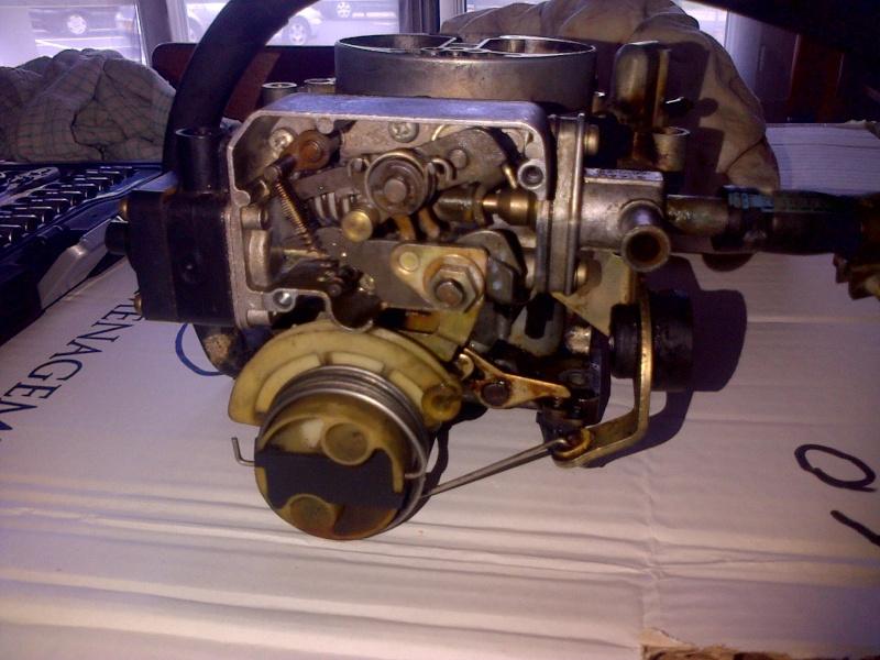 carburateur solex starter automatique