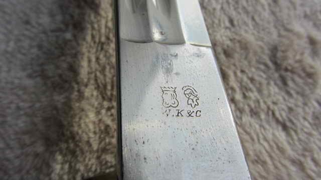 Un IOD 89 à coquille fixe de chez W.K&C Img_6728