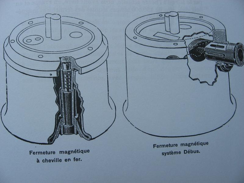 lampes de mineurs,  divers objets de mine, outils de mineur et documents  - Page 5 Img_0012