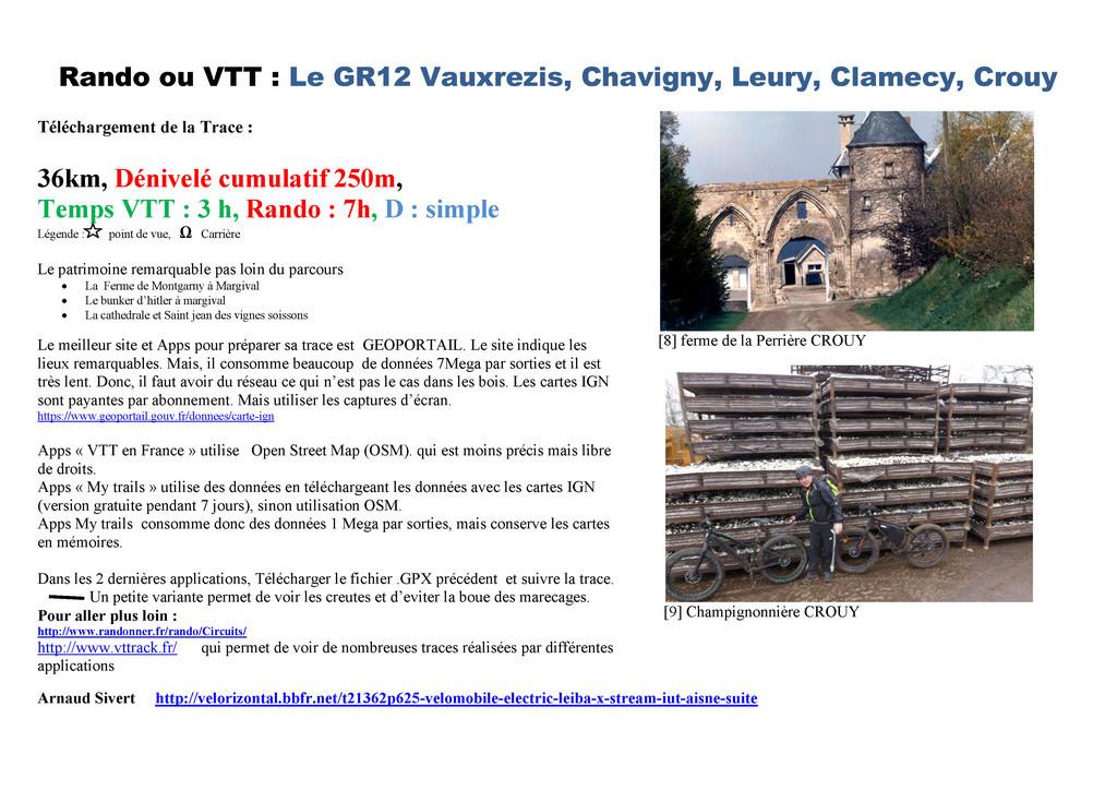 velomobile leiba xstream et engin electric de l'IUT de l' Aisne: 2015/2018 Vtt_gr10