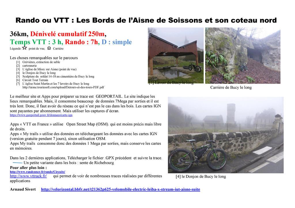 velomobile leiba xstream et engin electric de l'IUT de l' Aisne: 2015/2018 Vtt_le11