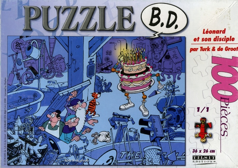 Les acquisitions de PuzzlesBD - Page 3 Leonar10