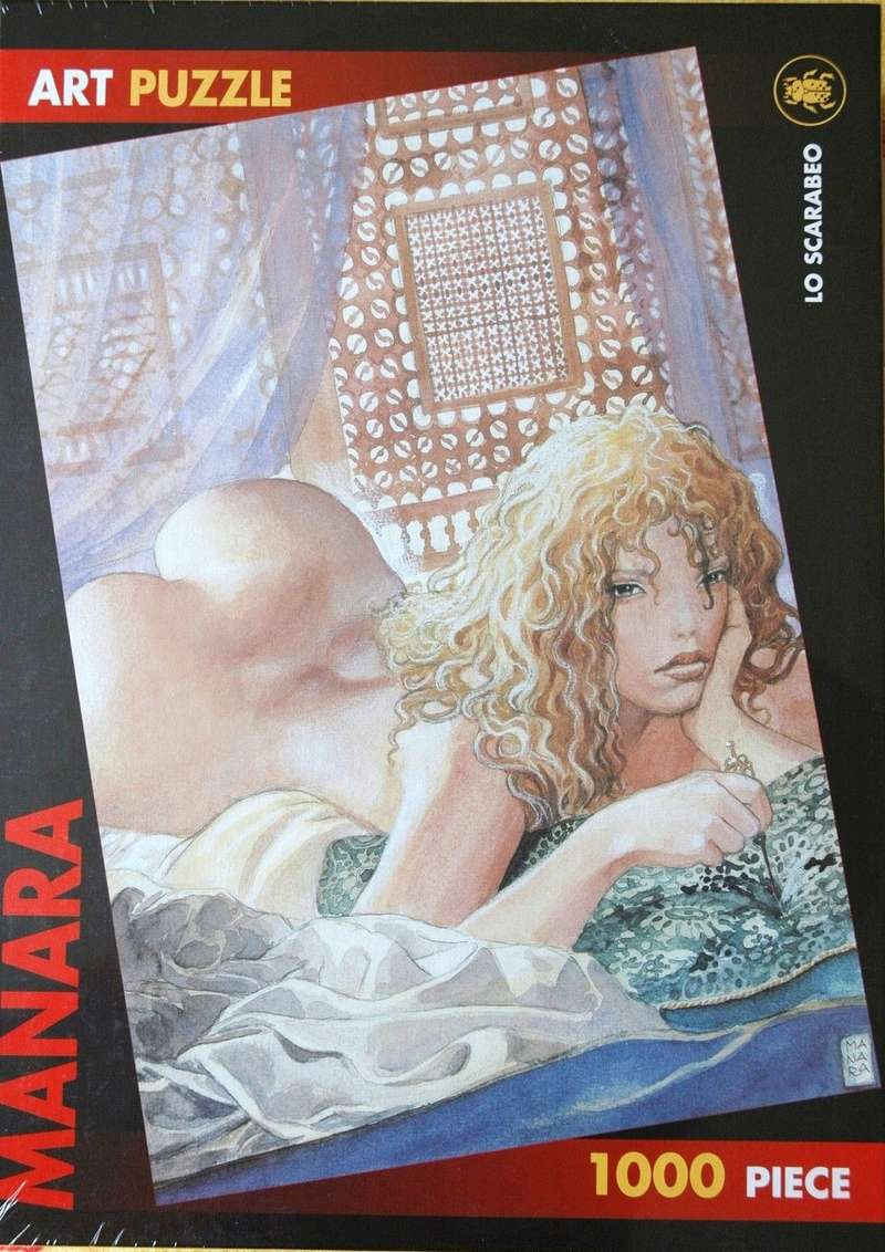 Les acquisitions de PuzzlesBD - Page 6 Manara10