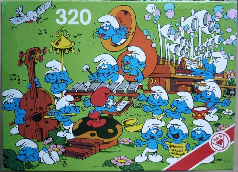 Les acquisitions de PuzzlesBD - Page 6 P1100110