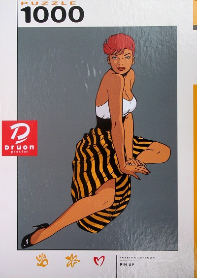 Les acquisitions de PuzzlesBD - Page 6 Pin-up10