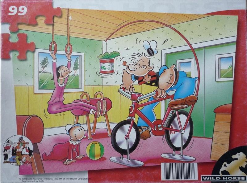 Les acquisitions de PuzzlesBD - Page 5 Popeye11