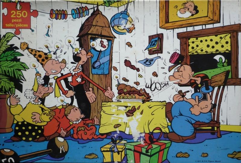 Les acquisitions de PuzzlesBD - Page 6 Popeye12