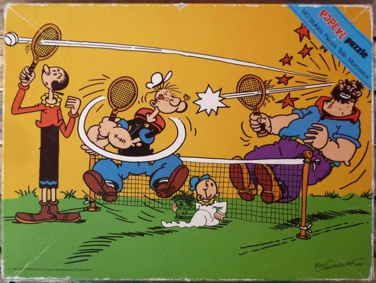 Les acquisitions de PuzzlesBD - Page 6 Popeye13