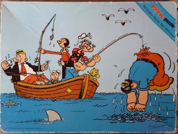 Les acquisitions de PuzzlesBD - Page 6 Popeye14